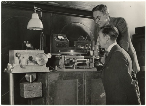 Invention Of Stereo Sound Alan Blumlein Steve Diggins