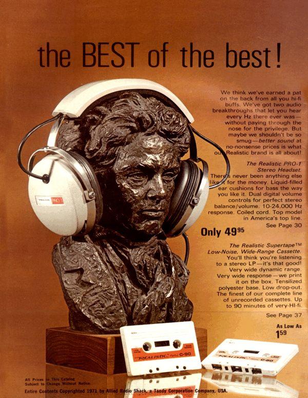 1970 Rod Serling Ad for Radio Shack (video) – Steve Diggins
