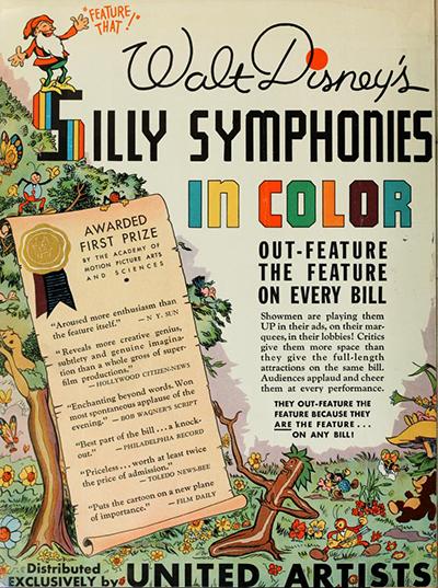 SillySymphoniesincolor